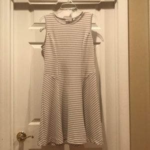 New York and Company Patterned Sundress